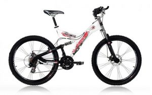 leader-gooter-mountainbike-mannen-wit-47-cm
