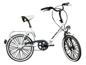 Dino-321-Vouwfiets-20-Inch-Wit