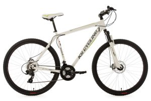 Ks-Cycling-Mountainbike-Hardtail-mountainbike-275-Heist-met-24-versnellingen-wit-46-cm