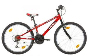 Marlin-Adam-Mountainbike-Jongens-Rood-20-Inch
